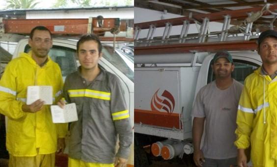 Equipes Sirtec: 100% em inspeção de Segurança.