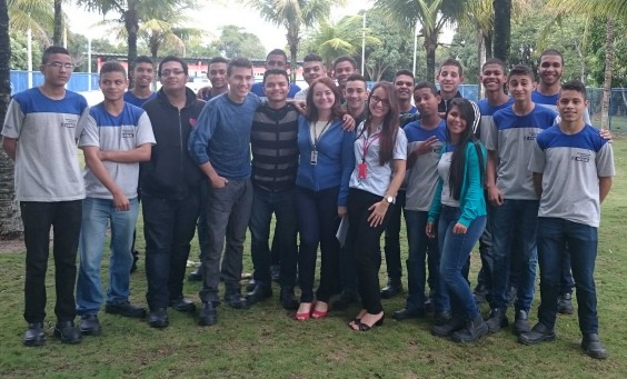 TURMA 2014 - APRENDIZES SIRTEC 18-05-15