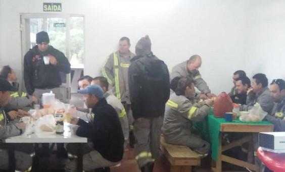 Café da Manhã Sirtec