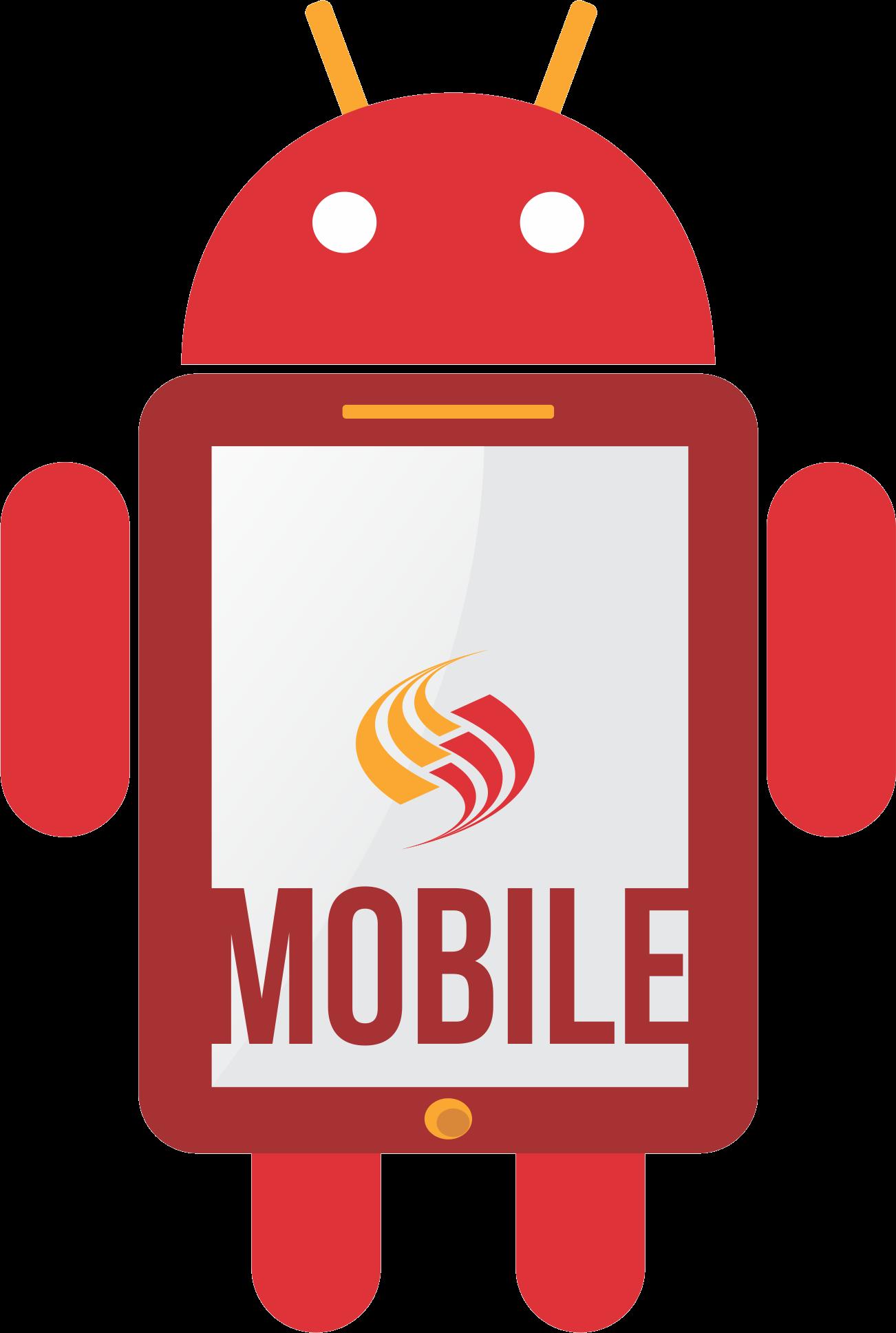 mascote projeto mobile