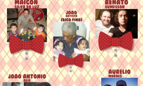 GANHADORES Dia dos Pais 2015