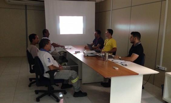 Reunião CIPA Serra ES (2)