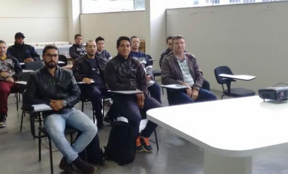 CURSO DE FORMAÇÃO ELETRICISTA CAX E BGO
