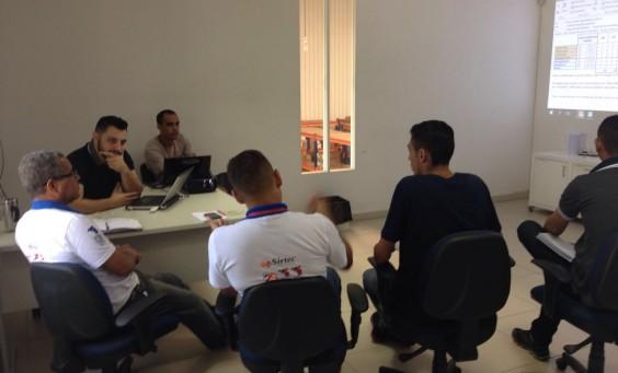 Reunião coordenação STC-Plantoes ES