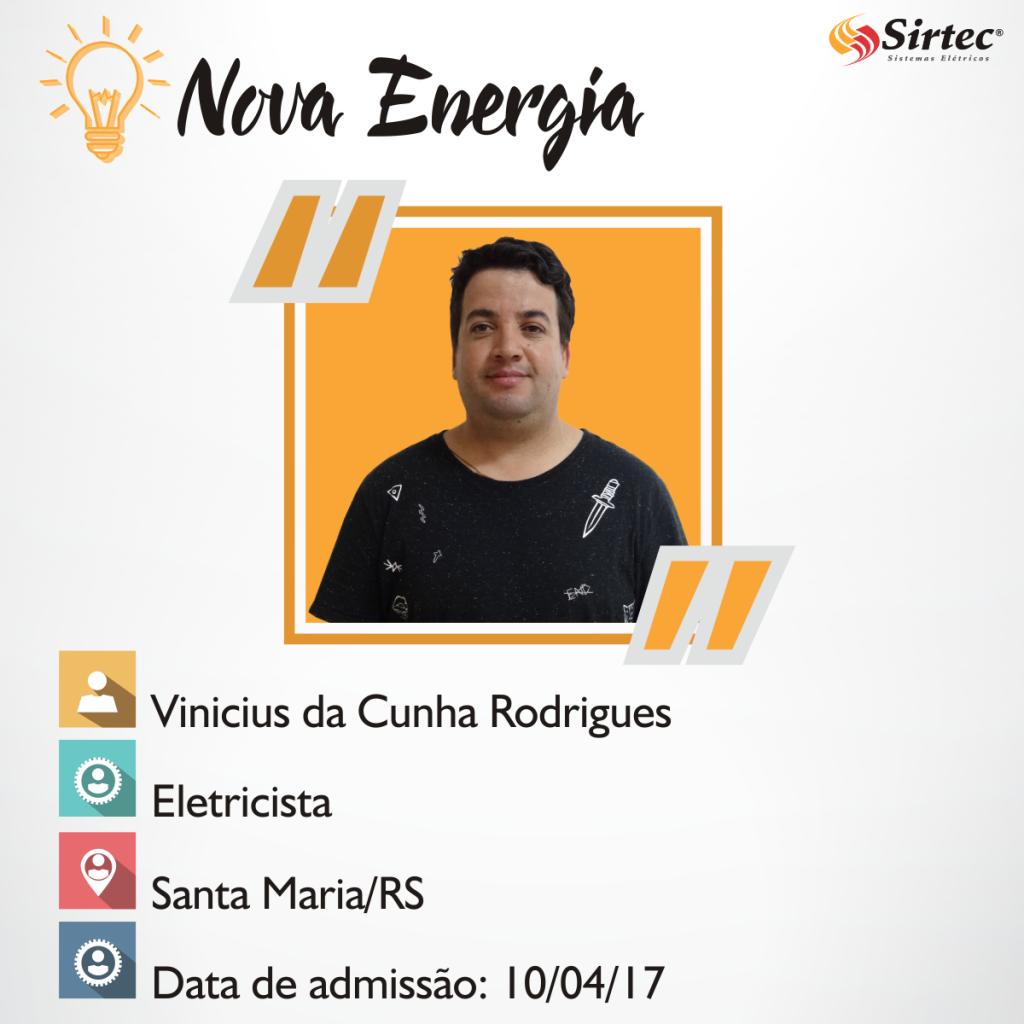 face Vinicius