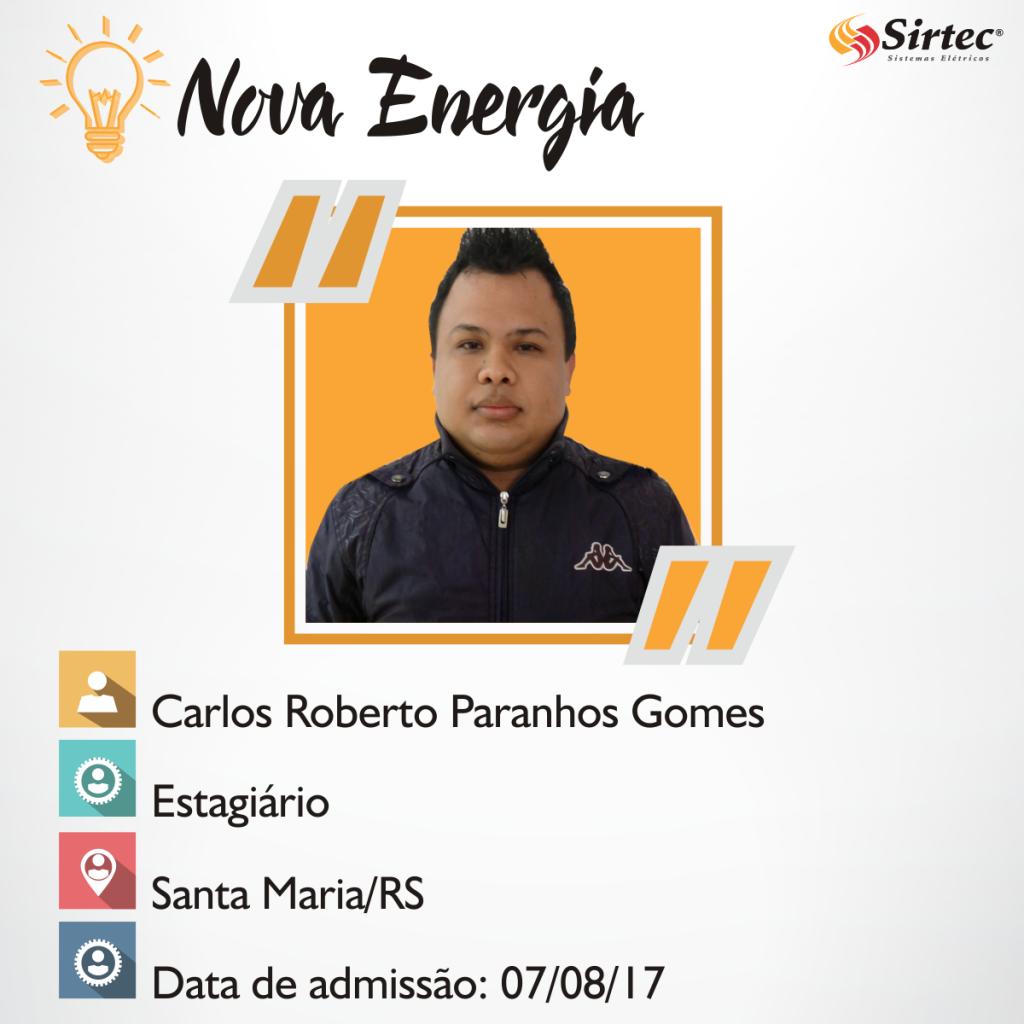 Carlos Roberto face