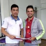 São Borja - Gelson Santos Rocha (Promovido a  Eletricista RDII)