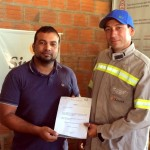 Uruguaiana - Thiago da Silva Silveira (Promovido a Eletricista RDIII)