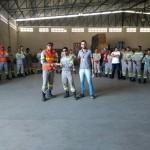 Josuel Leite dos Santos - Promovido a Eletricista RDII