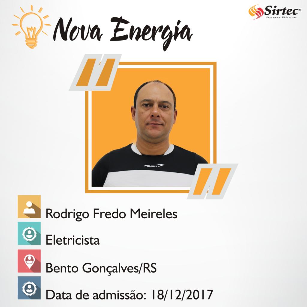 Nova Energia - Rodrigo