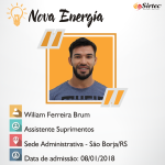Nova Energia - William