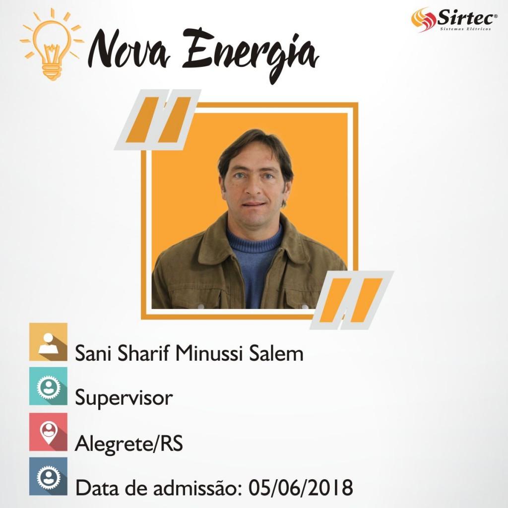 Nova Energia - Sani
