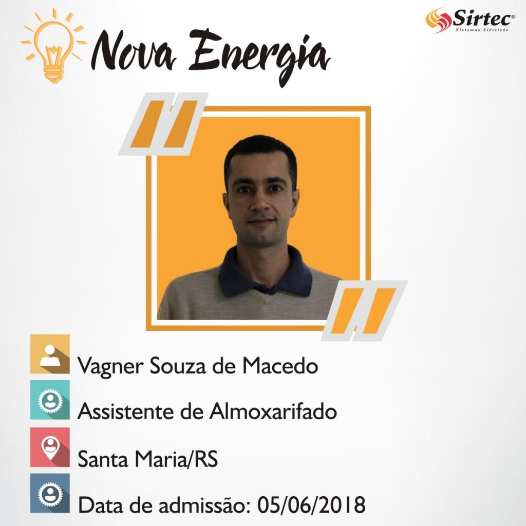 Nova Energia - Vagner