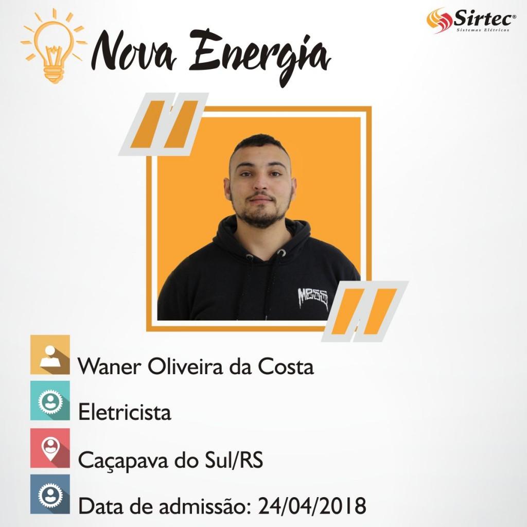 Nova Energia - Waner