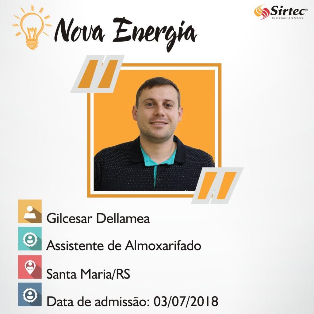 Nova Energia - Gilcesar