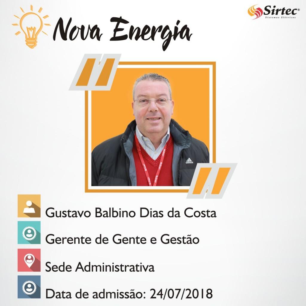 Nova Energia - Gustavo