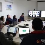 Reunião Operação Rio Grande do Sul