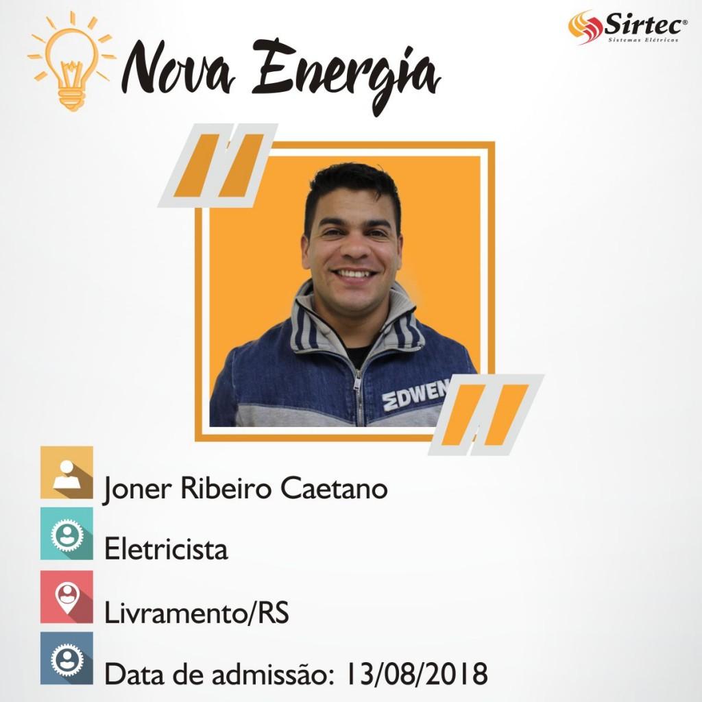 Nova Energia - Joner