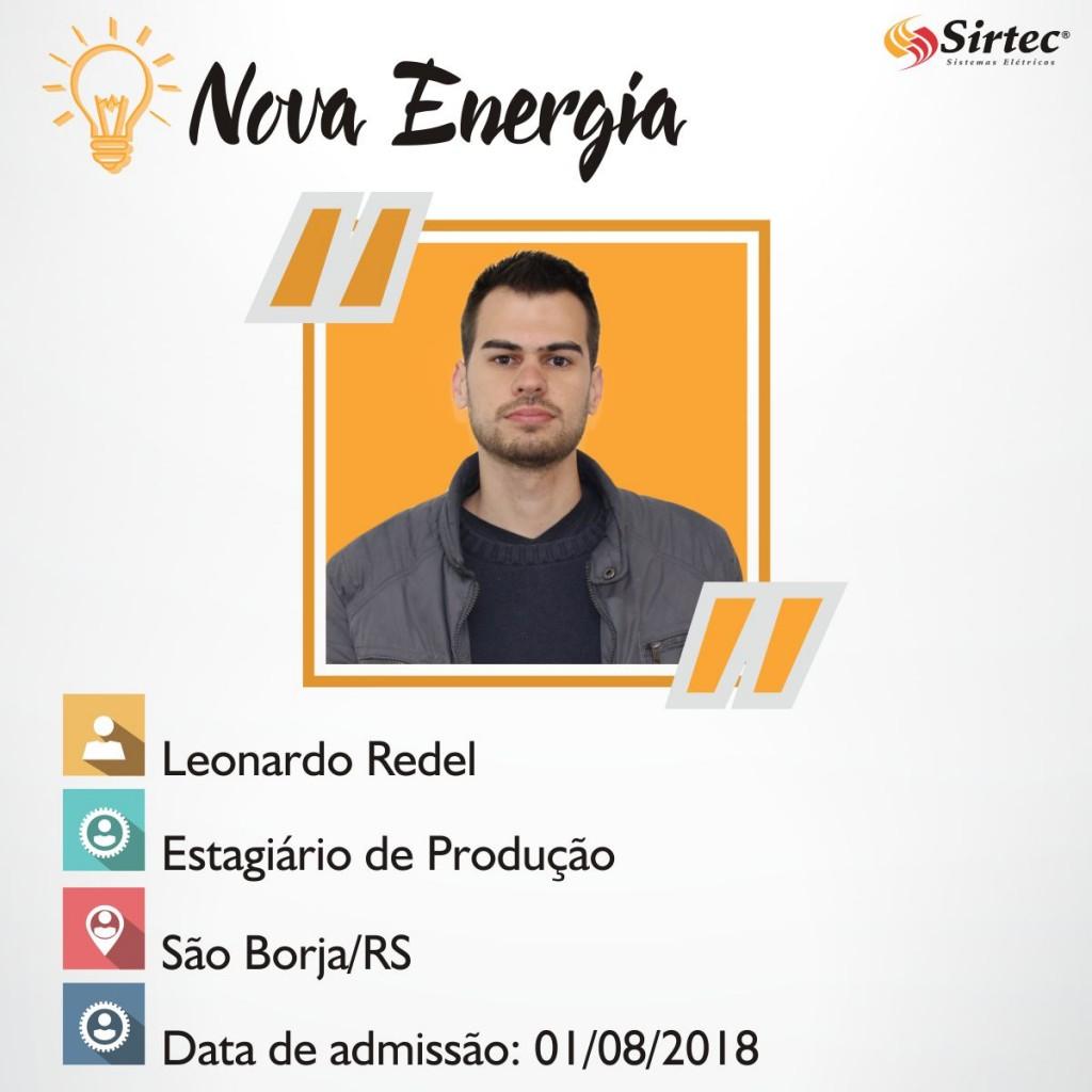 Nova Energia - Leonardo