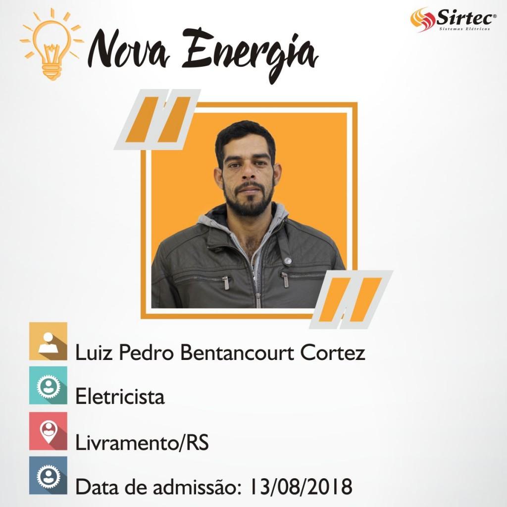 Nova Energia - Luiz Pedro
