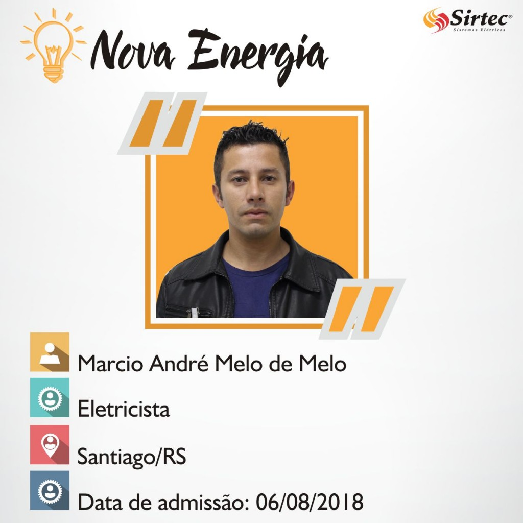 Nova Energia - Marcio