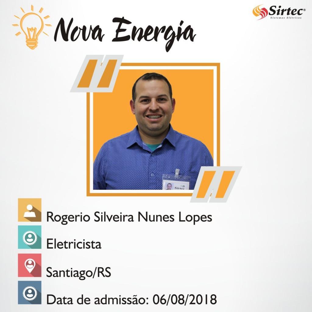Nova Energia - Rogerio