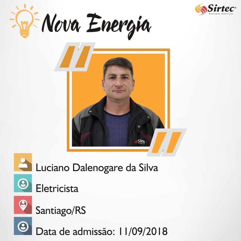Nova Energia - Luciano