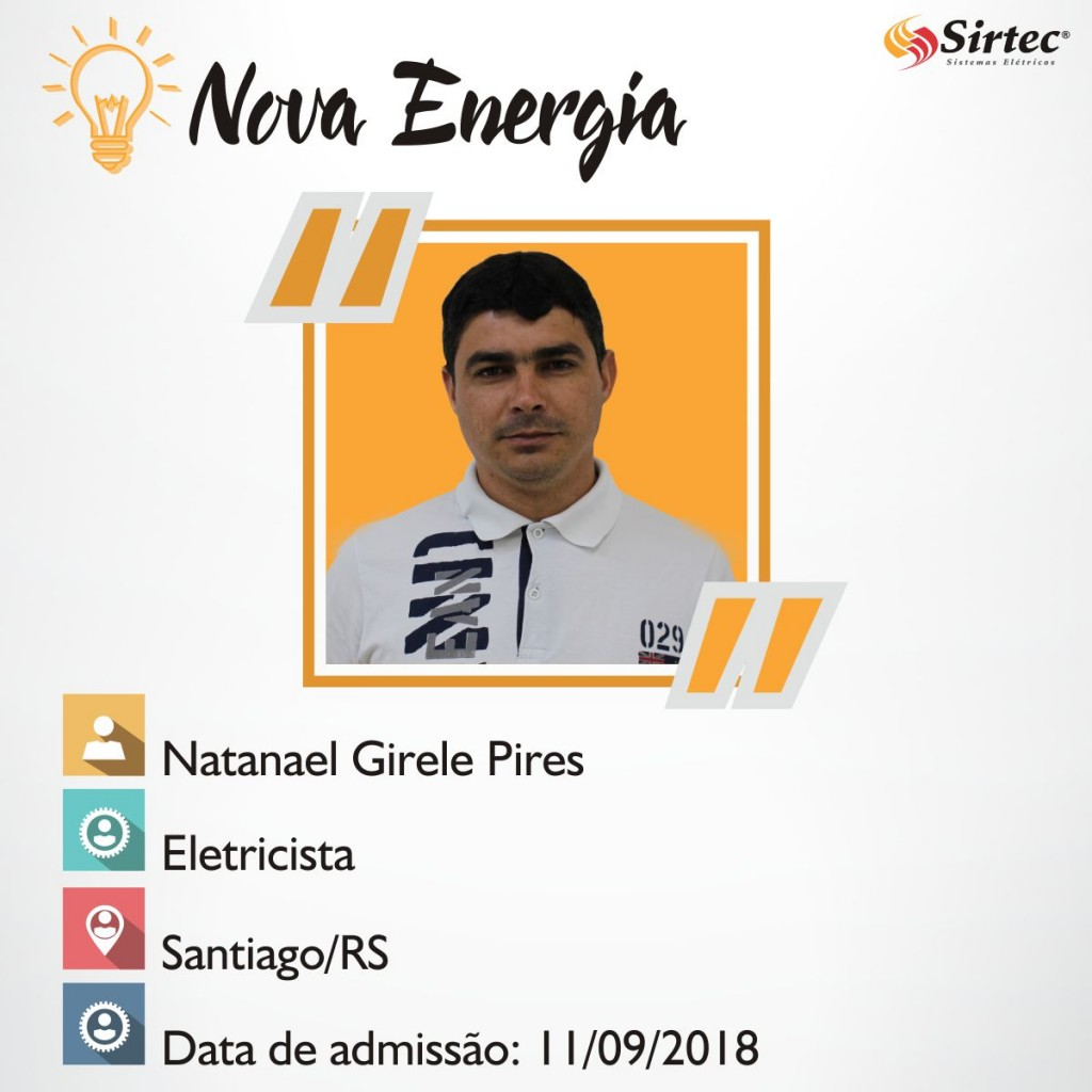 Nova Energia - Natanael