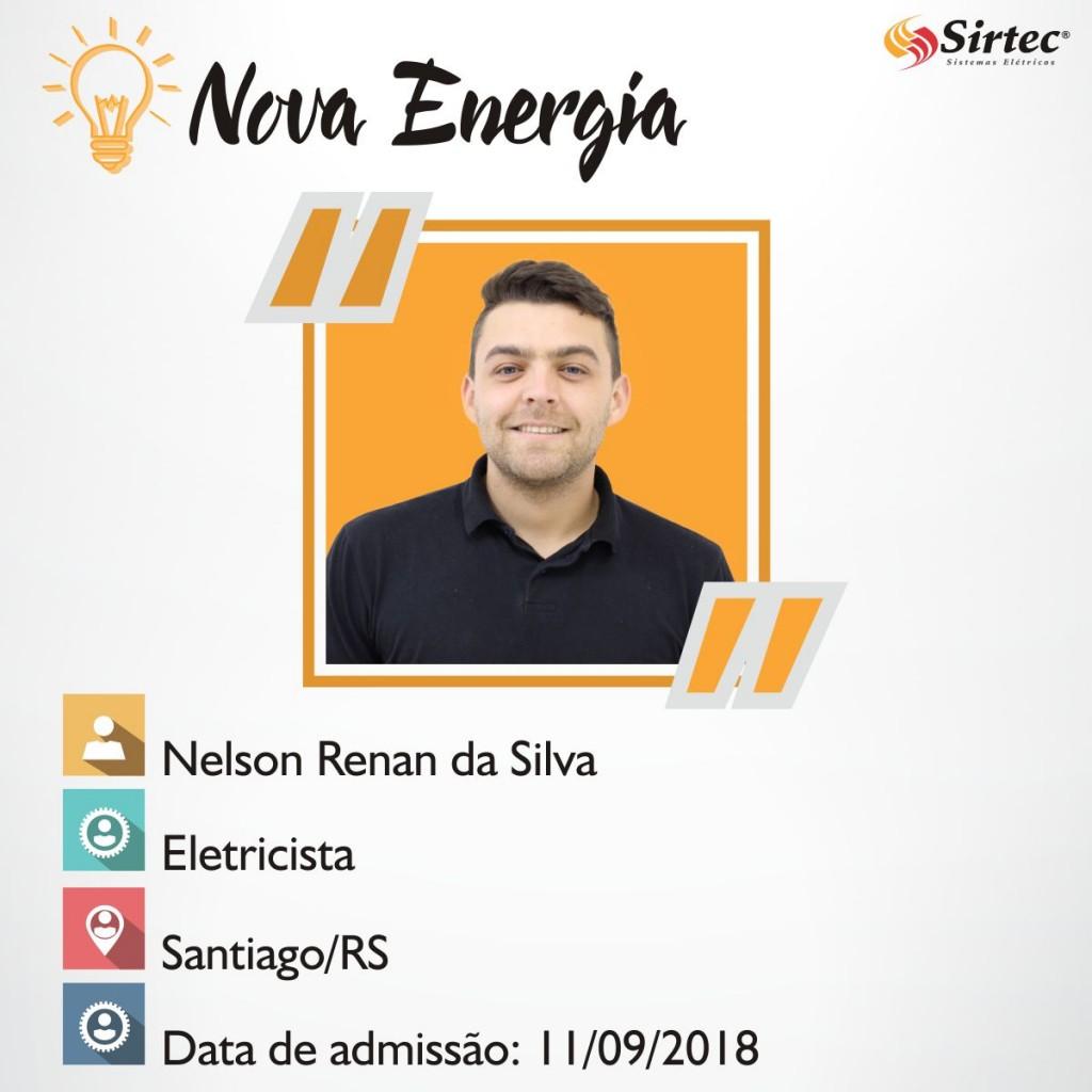 Nova Energia - Nelson