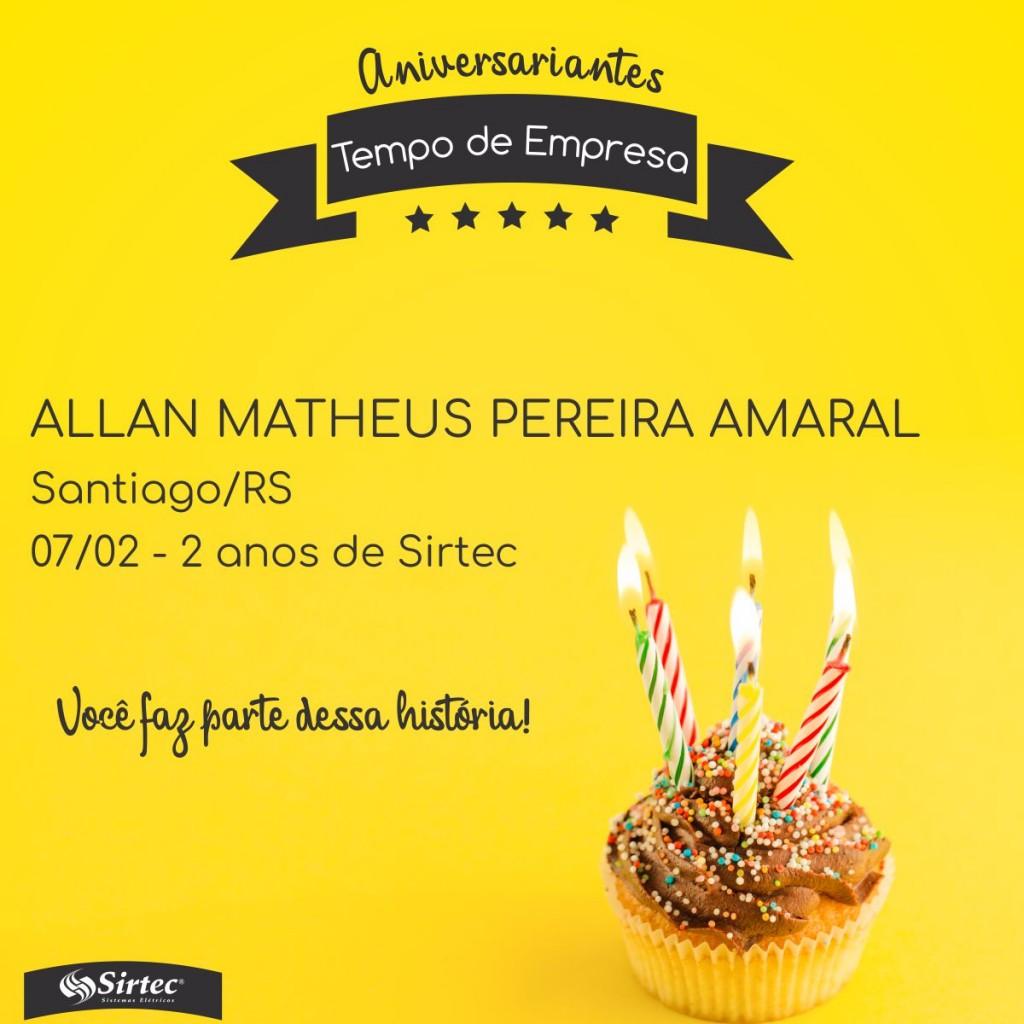 ALLAN MATHEUS PEREIRA AMARAL - SANTIAGO
